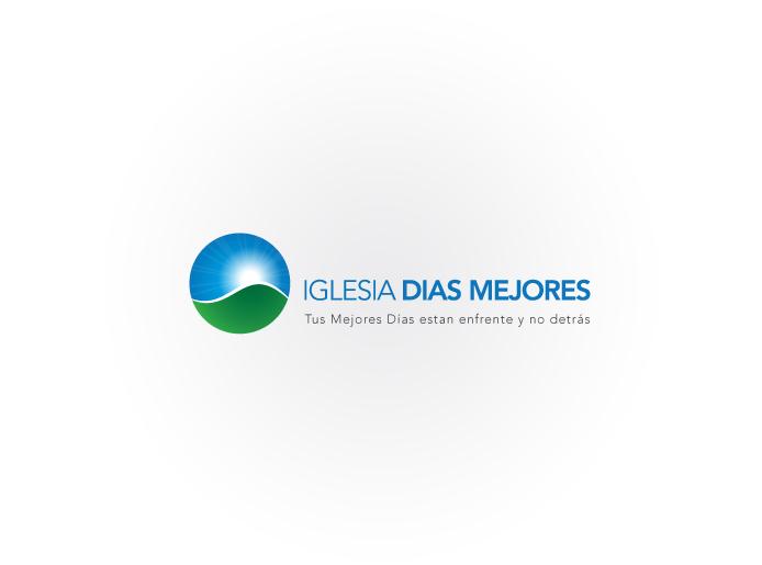 Iglesia Dias Mejores Logo Spanish