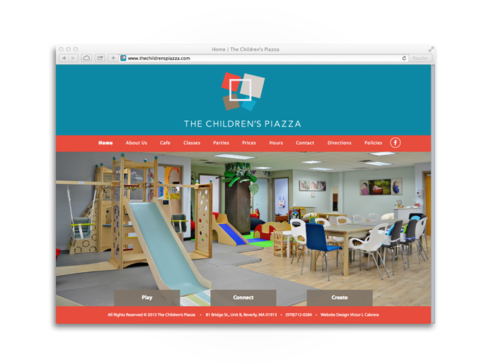 The Children's Piazza Home