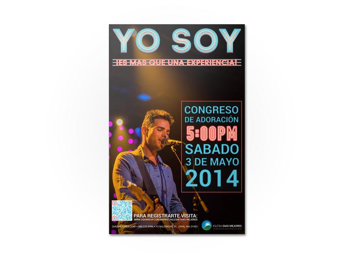 Yo Soy Poster Series